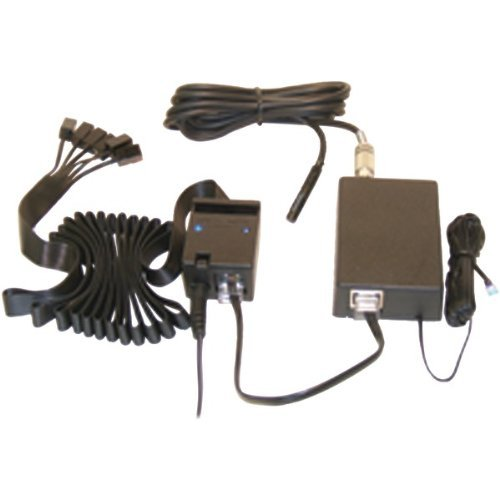 Microsmith Hot Link XL IR Remote Extender, 6 Emitters (HLXL)