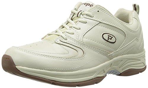Propet Eden Estrechos Piel Zapatos para Caminar