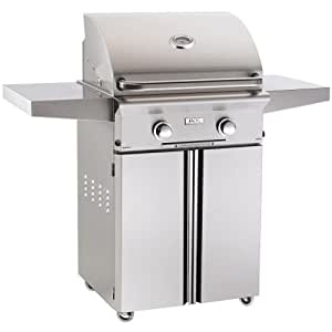 "30"" AOG Portable ""T"" Series Grill w/Burner and Rapid Light - LP"