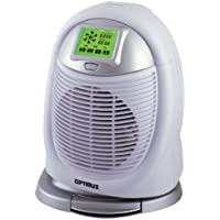 Optimus H1410 Heater Fan Digital Oscillating Touch Screen Lcd
