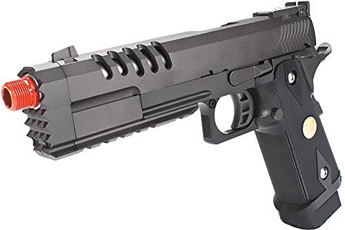 airsoft blowback pistol green gas - 9