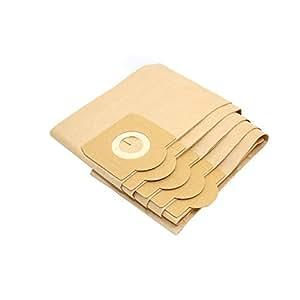 PARKSIDE LIDL PNTS 1300 1400 A1 1250/9 VACUUM CLEANER DUST BAGS 3811WEB by Spares4appliances