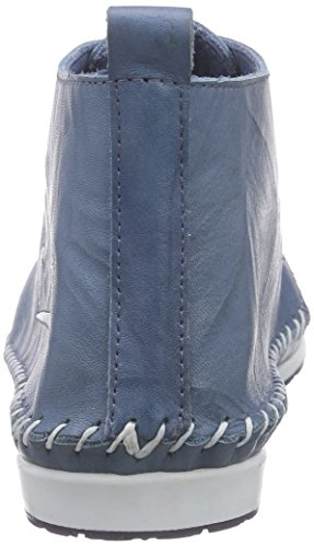 Andrea Conti 0021607 Damen High-Top Blau (bleu 013)