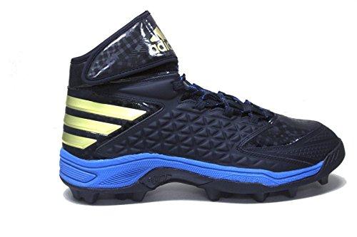Zapatillas De Fútbol Para Hombre Adidas Sm Freak High Md Cool Navy / Gold Metallic / White