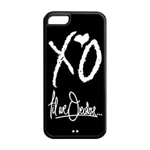 Hot The Weeknd Cover Xo Till We Overdose Top Protective TPU iPhone 5C Case from Good luck to by runtopwell