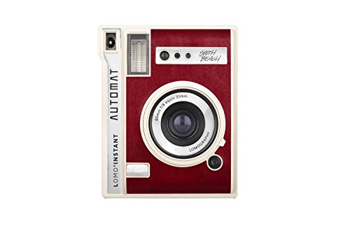 Lomography Lomo'Instant Automat South Beach - Instant Film Camera (Film Camera Lomography)