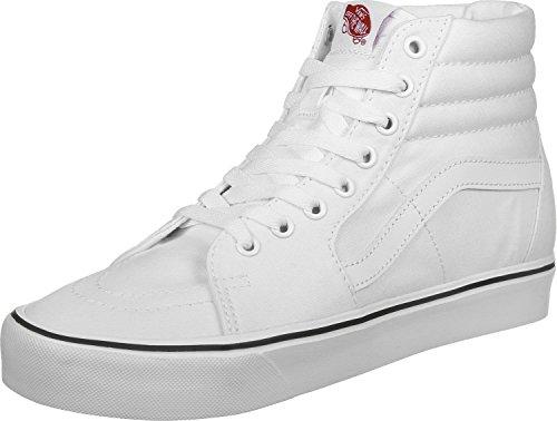 Vans Sk8-hi Lite Plus - Zapatillas altas Unisex adulto blanco