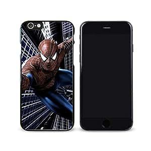 SuperHero Spider Man image Custom iPhone 6 - 4.7 Inch Individualized Hard Case wangjiang maoyi