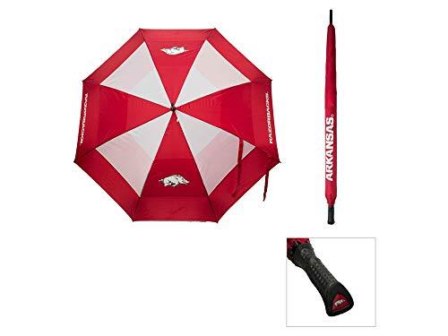 Team Golf University of Arkansas Deluxe Umbrella