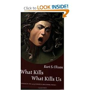What Kills What Kills Us (Gerard Cable Book Award)