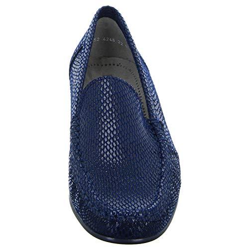 96 22 Donna 50137 Blu blu Mocassini Jenny xUqv4w4