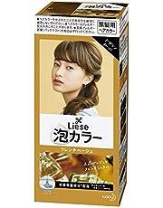 Kao Prettia Bubble Hair Color Foreigner Serie French Beige