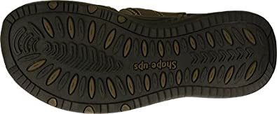 2a449cda0c1a44 Amazon.com  Skechers Men s Shape-ups X-Wear Unwind Sandal (13D ...