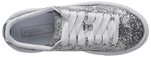 Chaussures Pour Silver Puma Homme silver V2 Smash UdXdxtqg