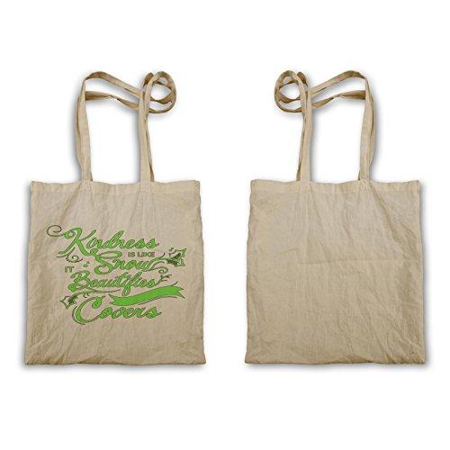 Bello Divertente Nuovo Positivo Positivo Ispirare Tote Bag D162r