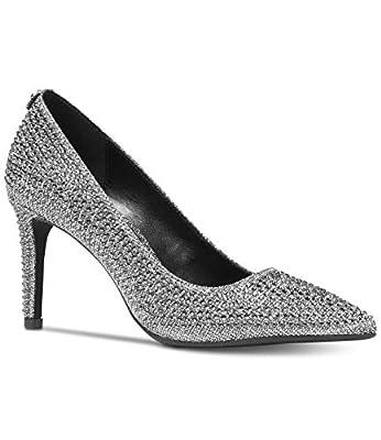 Michael Michael Kors Dorothy Flex Pumps Black/Silver