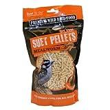 Unipet International Suet to Go Plus Pellets Mealworm 550grm