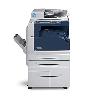 Xerox WorkCentre 5955i Tabloid-size Black and White Copier, Printer, Scanner MFP - 55ppm, Copy, Print, Network Print, Scan, Internet Fax, AirPrint, Duplex, Scan to USB/E-mail/Network Folder