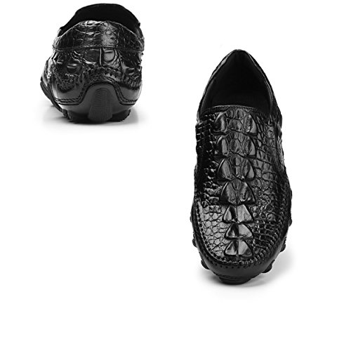 Et Black Chaussures GRRONG Chaussures Confortables Décontractées Douces Quotidiennes Hommes Pour Zw0zdwq