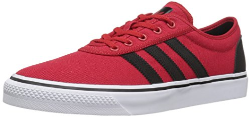 Adidas Original Scarpa Da Skate Scarlatto / Nero / Bianco