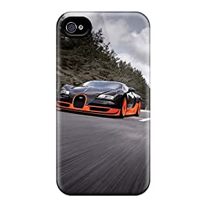 New Fashionable CecilRayThomas JHbRLji2228PQvKV Cover Case Specially Made For Iphone 4/4s(voiture)