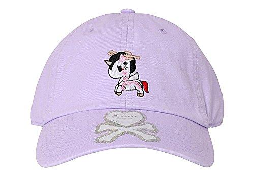 Tokidoki Sakura Dad Hat in Lavender