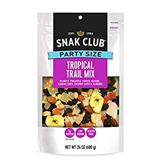 Tropical Trail Mix, Gluten Free, Non-GMO, 24 Ounces