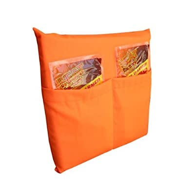 Heat Factory Stadium Cushion for use with Heat Factory Hand & Body Warmers