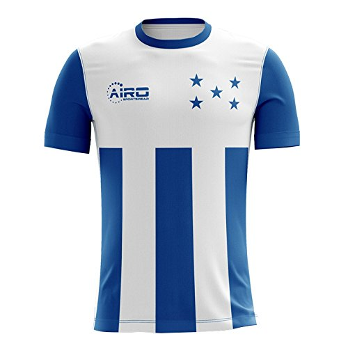0ed20241ea8 Airo Sportswear 2018-2019 Honduras Home Concept Football Soccer T-Shirt  Jersey