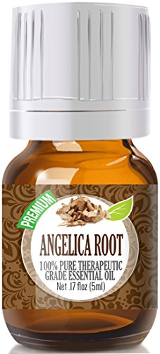 Angelica Essential Oil - 2