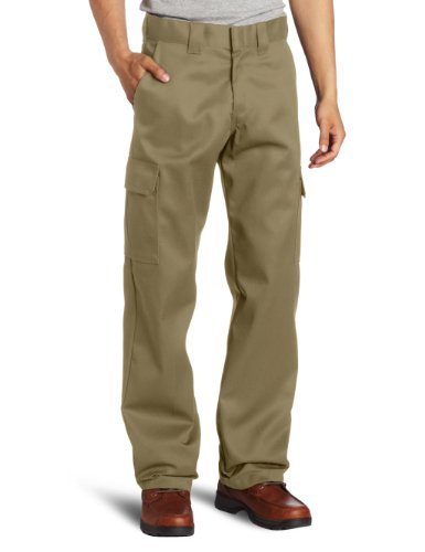 Dickies Mens Relaxed Straight Fit Cargo