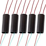 DEVMO 5PCS DC 3v-6v to 400kV 400000V Boost Step-up Power Module High-Voltage Generator