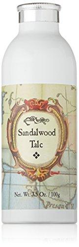 Caswell-Massey - Sandalwood Talc 3.5 oz.
