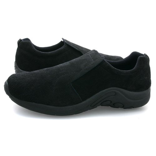PDQ - Zapatillas para hombre, color negro, talla 45