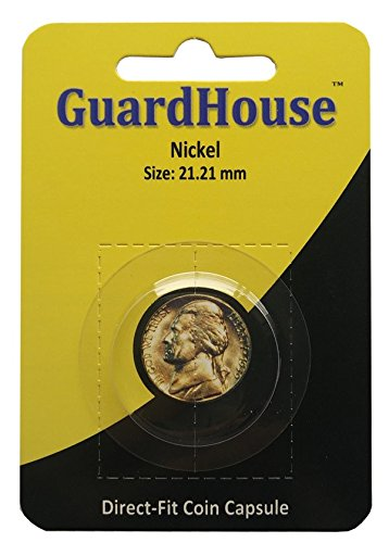 United States/Canada Nickel Direct Fit Guardhouse Coin ()