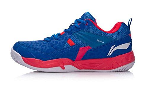 LI-NING Men Badminton Training Sports Shoes Lining Wearable Non Slip Professional Sneakers AYTM079