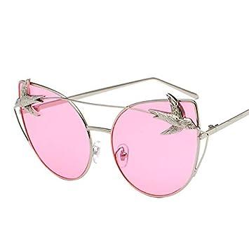 Easy Go Shopping Gafas De Sol Cat Eye Retro Ocean Sunglasses ...