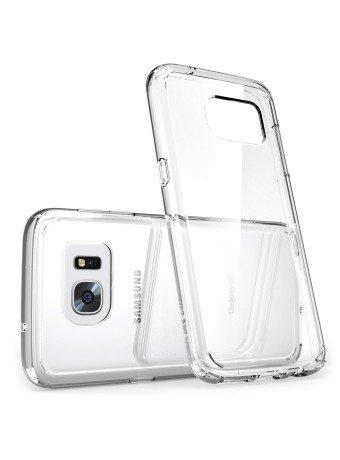 Galaxy S8 Plus Case, [Scratch Resistant] i-Blason Clear [Halo Series] Samsung Galaxy S8 Plus Hybrid Bumper Case Cover 2017 Release
