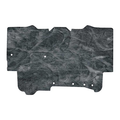 Molded Hood Pad - Eckler's Premier Quality Products 75361185 Trans Am Hood Insulation Pad Standard Hood