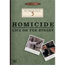 Homicide Life on the Street - The Complete Season 3 (2003)