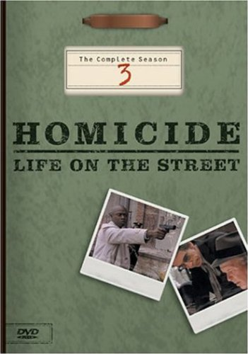 Homicide Life on the Street - The Complete Season 3 ()