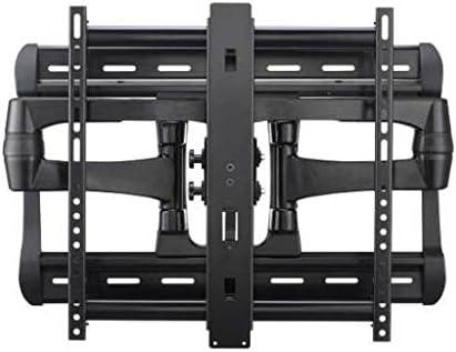 SANUS Premium Series All-Weather Full-Motion Mount for 42 to 90 Flat-Panel TVs Flat-Panel TVs Monitors Black
