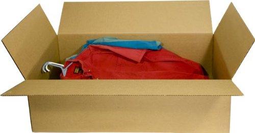 EcoBox 36 x 18 x 12 Inches Laydown - Hat Shipping Box