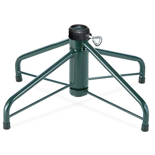 """National Tree Company - 24"""" Folding Artificial Christmas Tree Stand for 6 to 8-Foot Trees"""