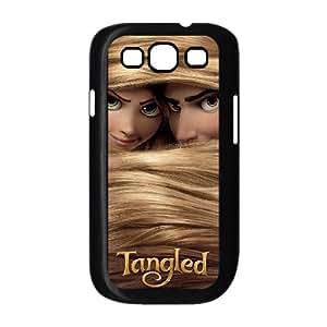[Tangled Series] Samsung Galaxy S3 Cases Disney Tangled, Stevebrown5v - Black