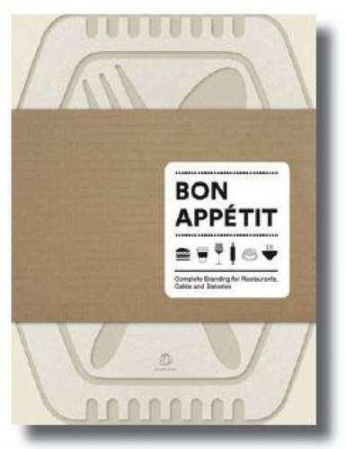 Bon Cafe - Bon Appetit: Complete Branding for Restaurants, Cafes and Bakeries