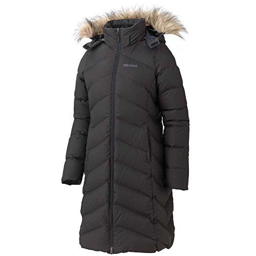 Marmot Montreaux Down Coat - Women's Black, XL