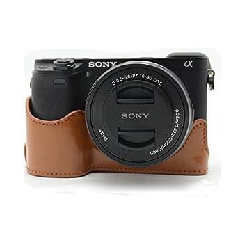 Amazon.com: xevn para Sony A6300 bolsa de la cámara a6000 ...