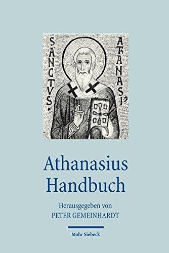 Read Online Athanasius Handbuch (Handbucher Theologie) (German Edition) PDF