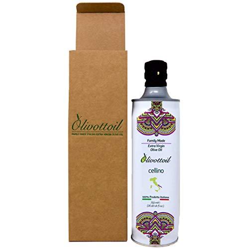 Olivottoil 2021 Edition !!! Italian Extra Virgin Olive Oil Cellino   Antioxidant Rich   Pesticides Free   2021 New York…